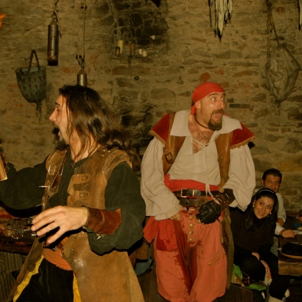 Medieval Banquet With a Show