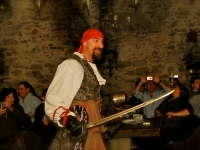 Dinner With a Medieval show