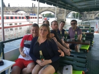 """Hot"" River Cruise"